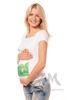 """Изображение Футболка """"Зайки"""" для беременных и кормящих мам"""