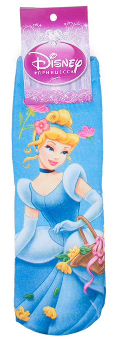 """Изображение Носки """"Disney принцесса Золушка"""""""