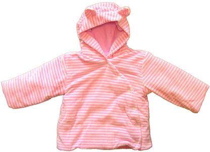 Изображение Куртка утепленная (розовая)