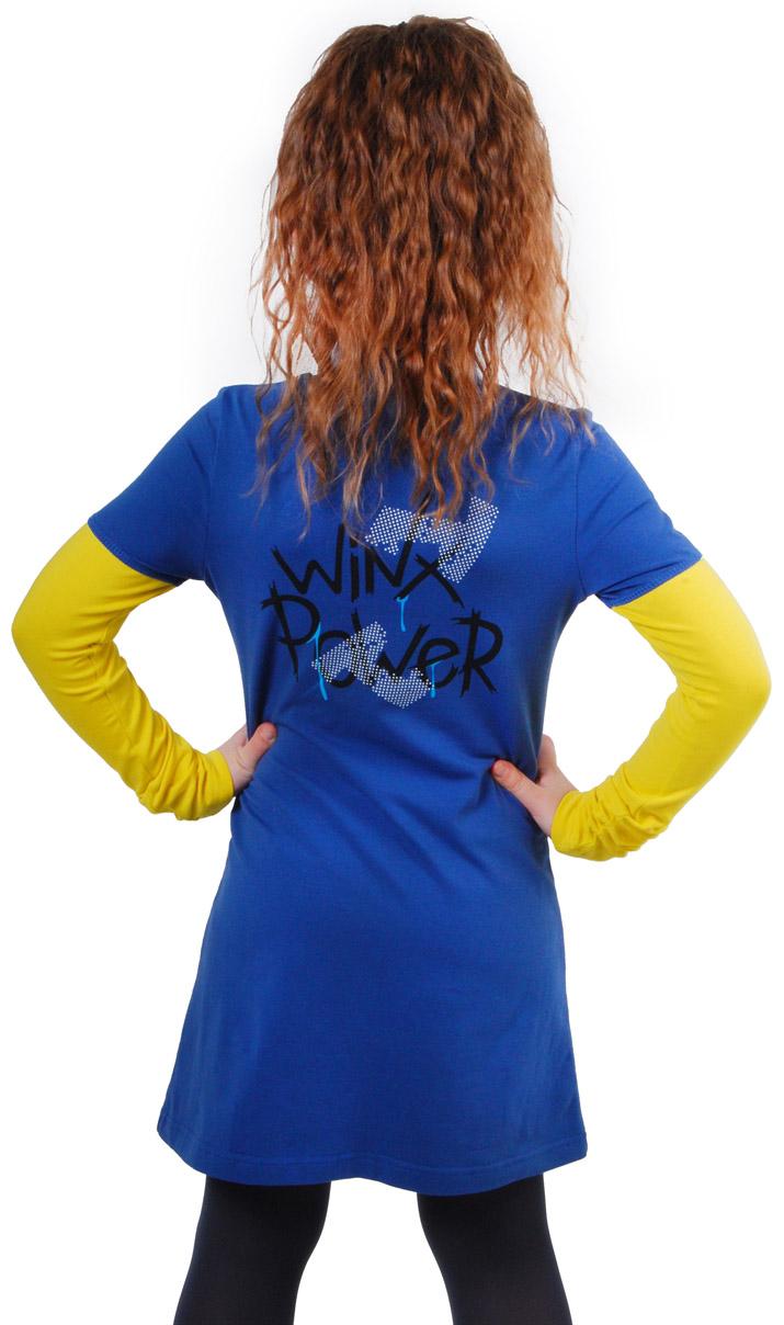 """Изображение Платье с длинными рукавами """"Winx Club"""""""