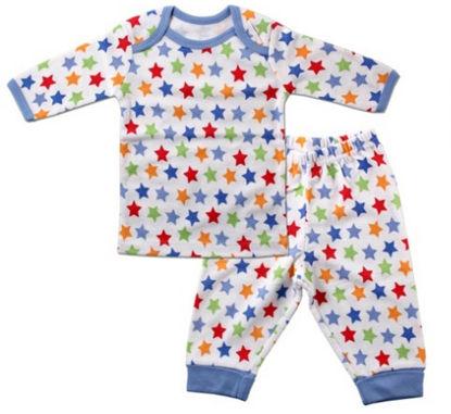 Изображение Пижама (кофта и штанишки), термобелье (мальчику)