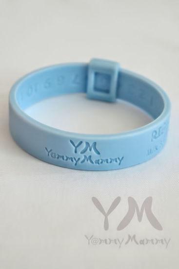 Изображение Молочный браслет (голубой)