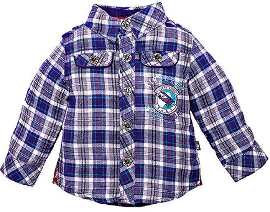 Изображение Фланелевая рубашка для мальчика