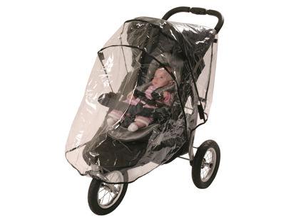 Изображение Универсальный дождевик Valco Baby Raincover для прогулочной коляски