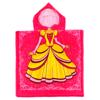 Изображение Детское полотенце почно с капюшоном Самая красивая 60 х 120 см