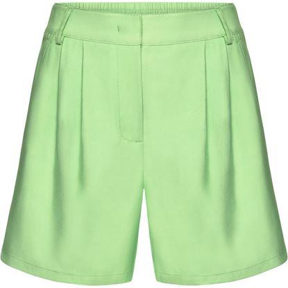 Изображение Свободные шорты, цвет светло-зеленый