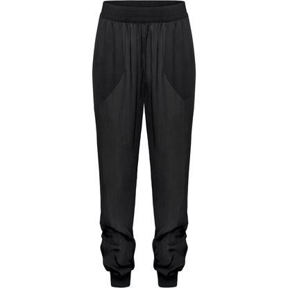 Изображение Летние брюки, цвет черный