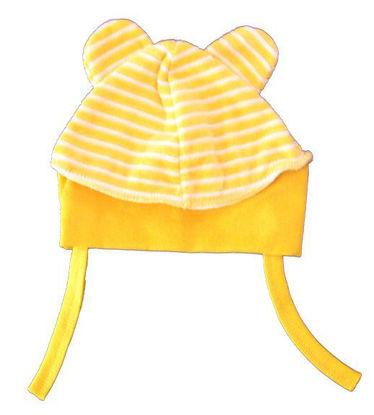 Изображение Шапочка с ушками (желтая)