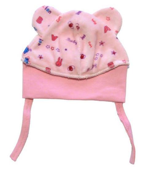 Изображение Шапочка с ушками (розовая)