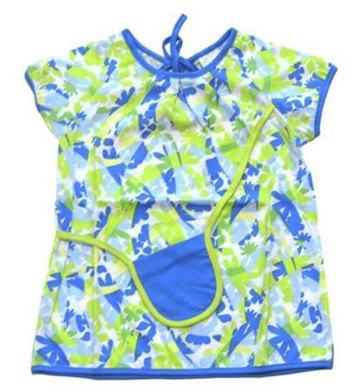 Изображение Платье с кармашком (бирюзовое)