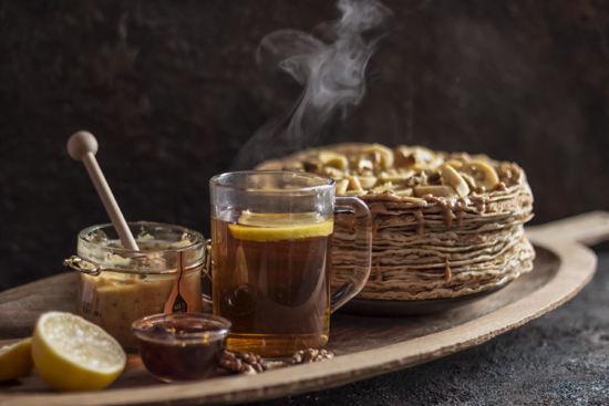 Изображение Peroni Мёд-суфле Бельгийский шоколад с фундуком, 250 мл НОВИНКА!