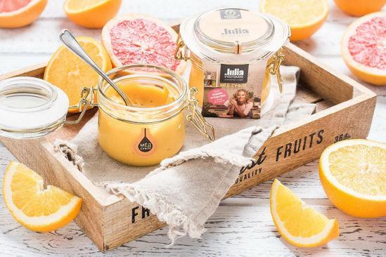 Изображение Peroni Мёд-суфле Сицилийский апельсин, 250 мл