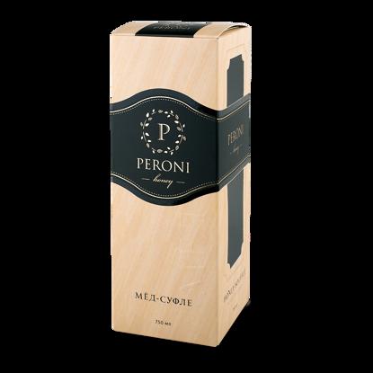 Изображение Картонная упаковка на 3 банки Peroni 250мл