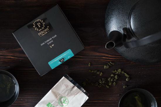 Изображение Peroni Чай Листовой чай Молочный улун, 40гр