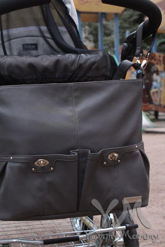 """Изображение                               Универсальная сумка """"Casual"""" серая"""