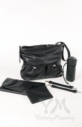 """Изображение                             Универсальная сумка """"Casual"""" черная"""