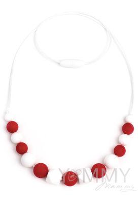 Изображение                             Слингобусы в бело-красной гамме