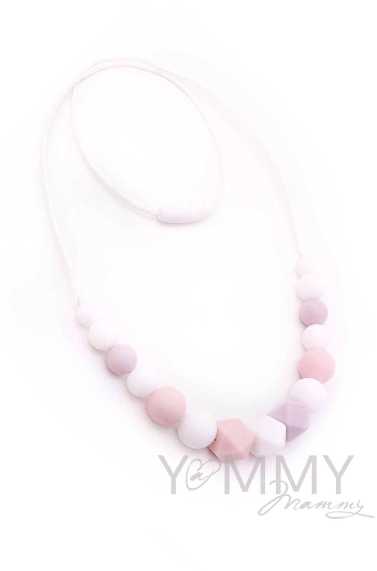 Изображение                               Слингобусы в бело-розово-сиреневой гамме