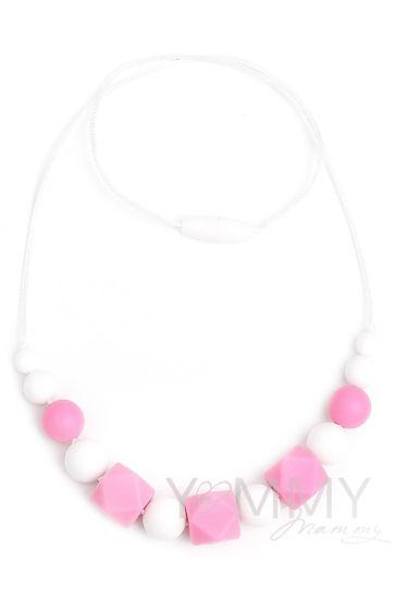 Изображение                               Слингобусы в розово-белой гамме
