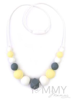 Изображение                             Слингобусы в бело-серо-желтой гамме
