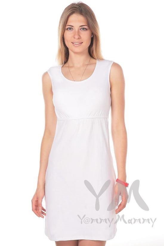 Изображение                               Ночная сорочка белая