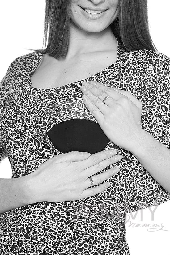 Изображение                               Блуза со спущенным плечом в комплекте с топом
