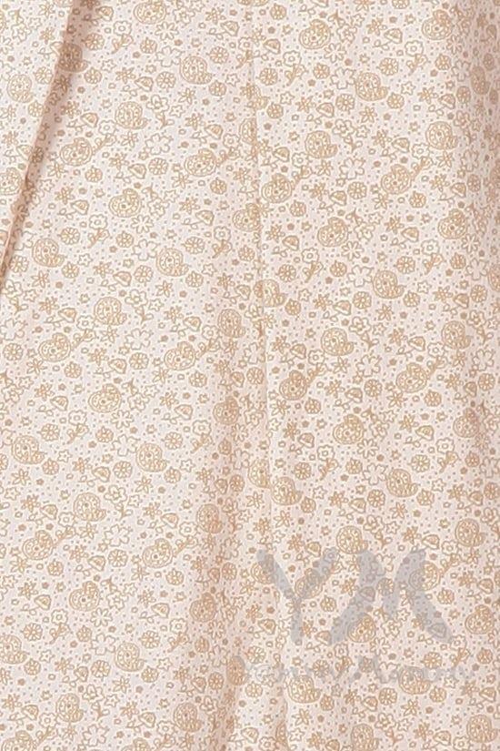Изображение                               Комплект для роддома экрю/бежевые цветы