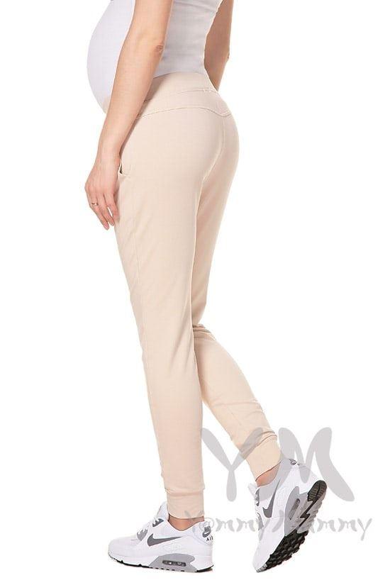 Изображение                               Универсальные спортивные брюки светло-бежевые