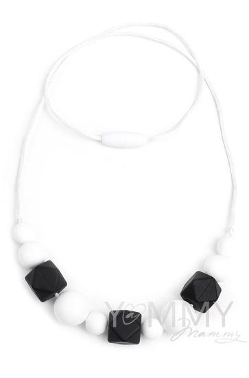 Изображение                               Слингобусы в бело-черной гамме