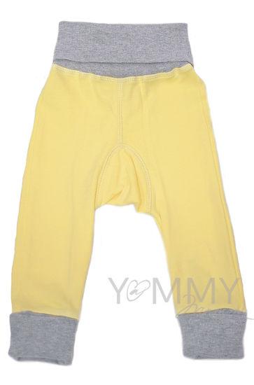 Изображение                               Слингоштанишки трикотажные светло-желтые