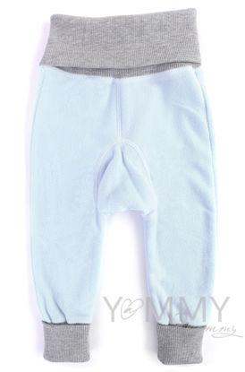 Изображение                             Слингоштанишки флисовые светло-голубые