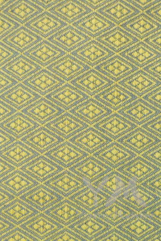 Изображение                               Слинг с кольцами Yellow Diamond (желтый/серый)