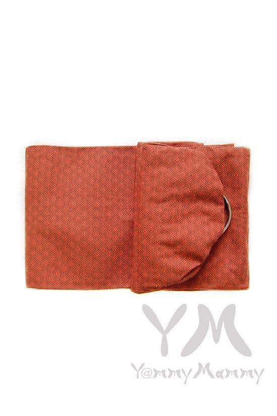 Изображение                               Слинг с кольцами Orange Tourmaline