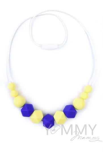 Изображение                             Слингобусы в желто-синей гамме