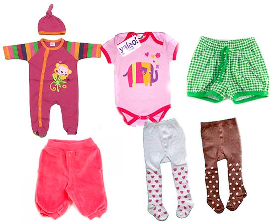 Изображение Комплект одежды для девочки